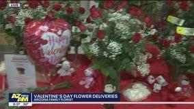 Cory's Corner: Valentine's Day flower rush at Arizona Family Florist