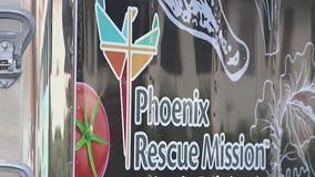 Mobile pantry allows Phoenix Rescue Mission to feed those in need