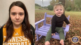 Mom of missing 15-month-old Evelyn Boswell accused of filing false police report