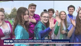 Cory's Corner: Red Mountain High School Carnival