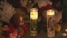 Teen dies a day after a crash near a Gilbert high school, loved ones set up a vigil