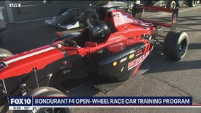 Cory's Corner: Bondurant F4 Open-Wheel Training Program