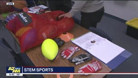 Cory's Corner: STEM program uses sports to help kids learn science and math