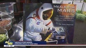 Meals for Mars