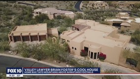 Cool House: Valley lawyer's home built into mountains above Ahwatukee Foothills