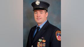 FDNY firefighter who found his brother's body at Ground Zero dies of cancer