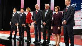 Democratic debate: Candidates clash over electability in struggle to oust Trump