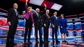 Democratic debate: Candidates fiercely attack Bloomberg over remarks on women, people of color