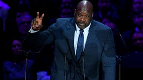 'Deep respect and love': Shaquille O'Neal shares emotional memories of Kobe Bryant at memorial