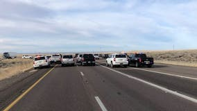 Part of I-40 in northeastern Arizona reopens after police pursuit