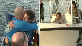 After missing for 12 hours, boater found alive at Millers Bayou in Port Richey
