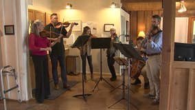Music as medicine: Members of Phoenix Symphony perform for Alzheimer's and dementia patients
