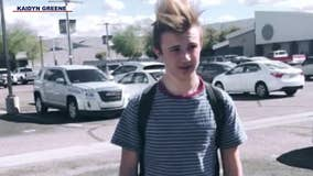Friends mourn loss of 17-year-old Higley High School student