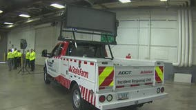 Incident response team: New sponsorship with State Farm allows ADOT patrol team to clear crashes