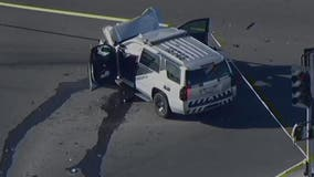 DPS trooper injured in serious crash at Surprise intersection