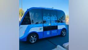 Autonomous shuttle coming to Peoria as part of 60-day pilot program