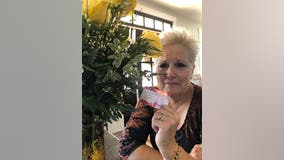 Widow of former Show Low mayor gets flower delivery from late husband on Valentine's Day