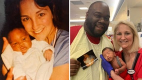 NICU nurse who treated newborn also treated baby's father decades ago