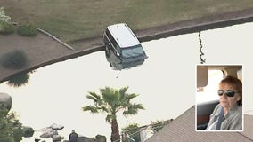 MCSO: Missing woman found after SUV goes into Surprise pond