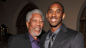 Morgan Freeman narrates 'Dear Kobe' for FOX 11's Celebration of Life memorial coverage