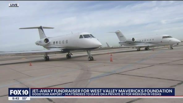 Cory's Corner: Jet-Away Fundraiser for West Valley Mavericks Foundation