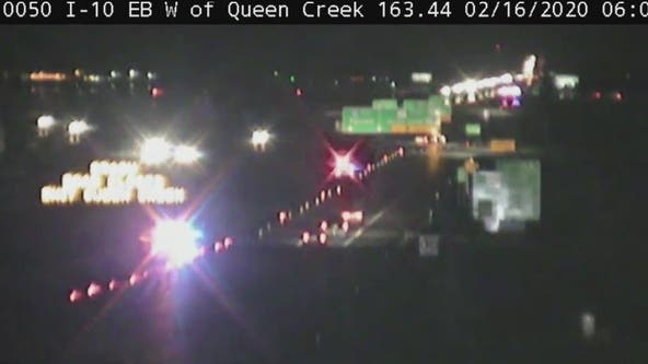 DPS: 3 dead following wrong-way crash on I-10 at Riggs Road