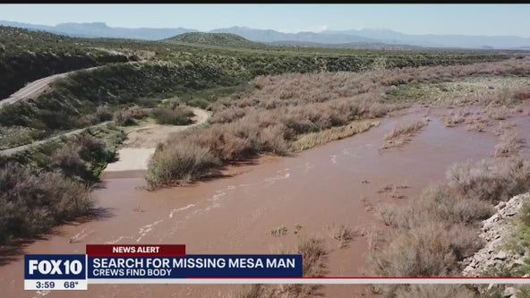 Search called off for missing hiker in Gila County.