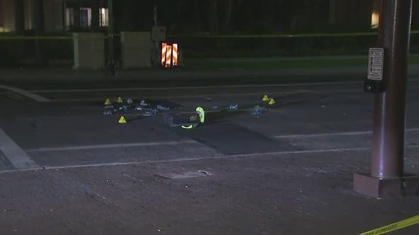 PD: Woman dead, man injured after being hit by car near ASU in Tempe
