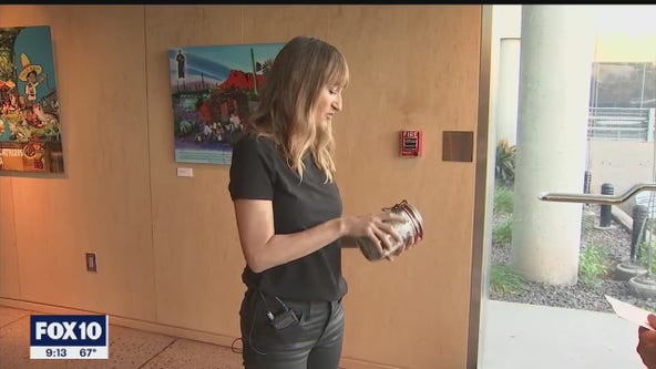'Zero Waste' guru visits Phoenix to spread the word on waste reduction