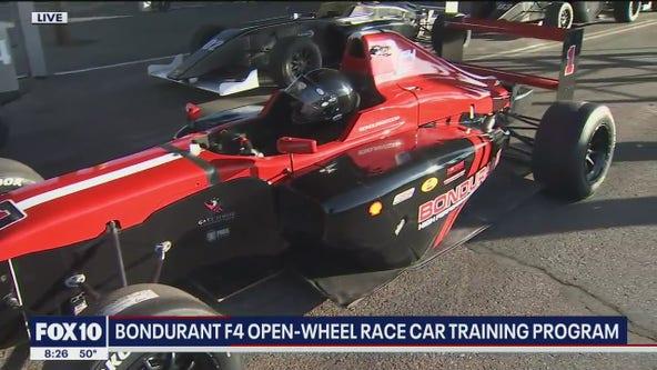 Cory's Corner: Bondurant F4 Open-Wheel Training Program