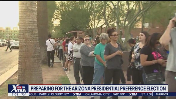 Maricopa County Recorder talks about upcoming Democratic Presidential Preference Election