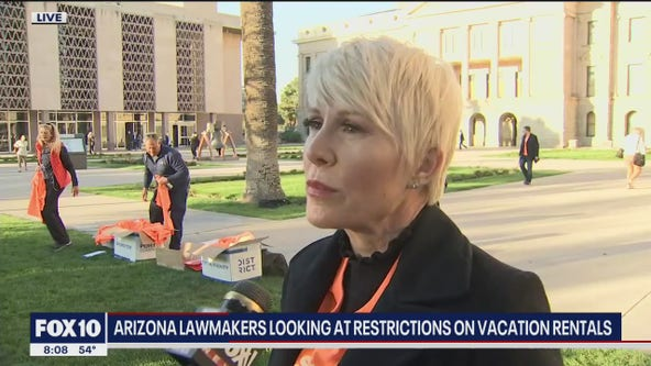 Regulating short-term rentals: 2 bills being discussed by Arizona lawmakers