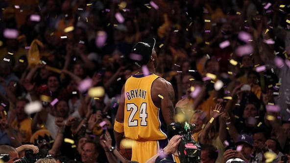 Timeline: A look at the legendary career of Kobe Bryant