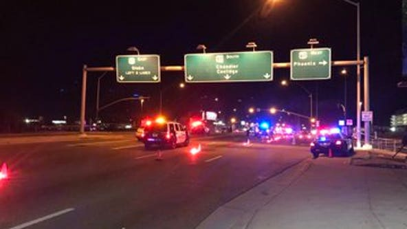 Police: Suspect in custody following officer-involved shooting in Mesa