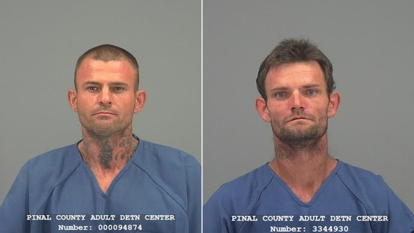 PCSO: Body found near wash identified, two suspects arrested for first-degree murder