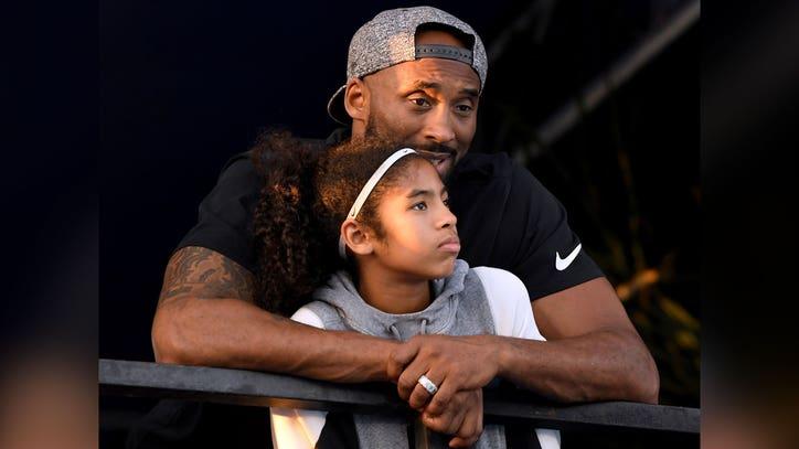 Kobe and Gianna Bryant shared love of basketball...