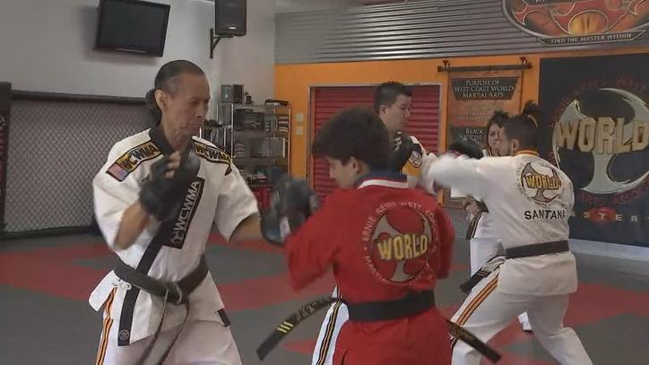 San Jose boy born with rare heart defect thriving as 3rd-degree taekwondo black belt