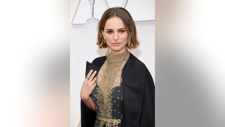 HOLLYWOOD, CALIFORNIA - FEBRUARY 09: Natalie Portman attends the 92nd Annual Academy Awards at Hollywood and Highland on February 09, 2020 in Hollywood, California. (Photo by Kevin Mazur/Getty Images)