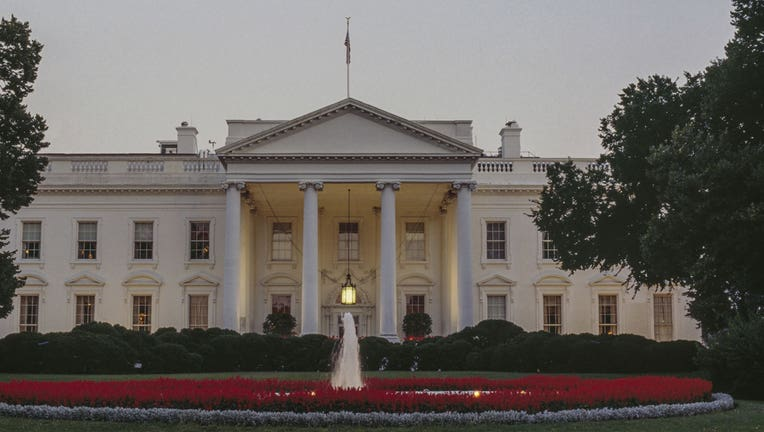 A file image of the White House is shown. (Credit: Getty Images)