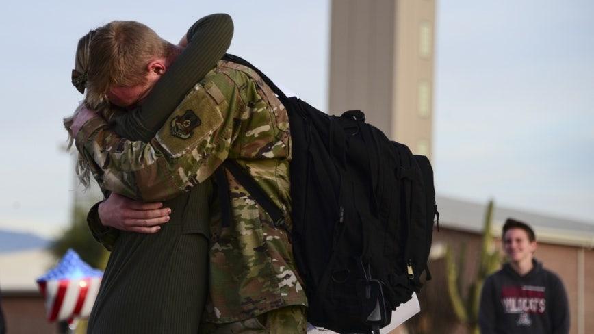 Davis-Monthan squadron back home after 6-month deployment