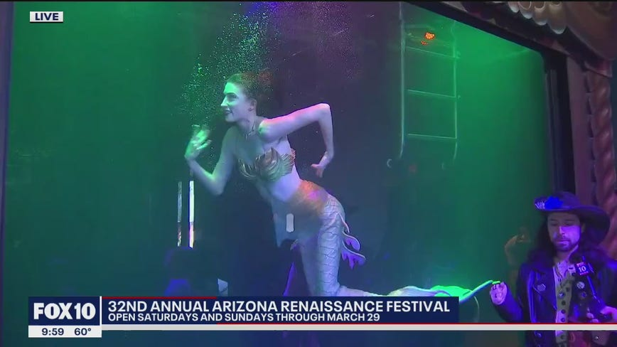 Cory's Corner: 32nd Annual Arizona Renaissance Festival