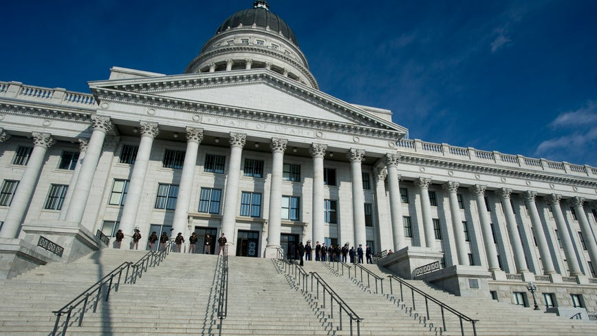 Lawmakers in Utah get tough on porn, ease up on polygamy