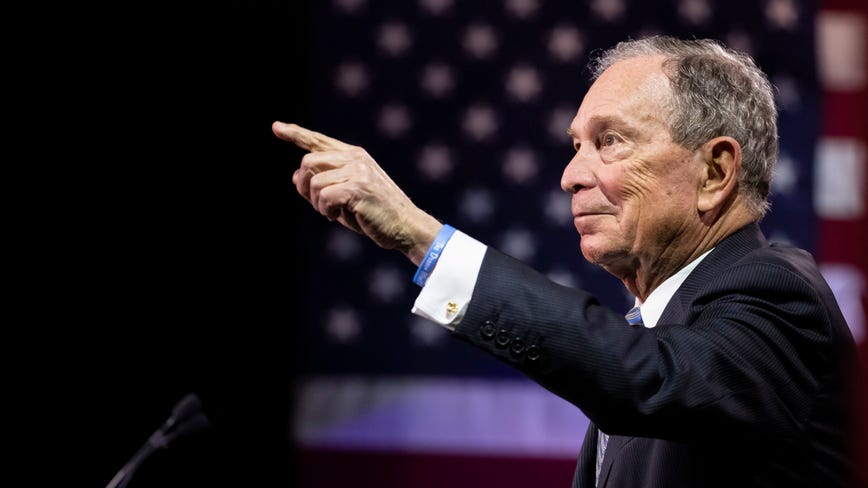 Democratic debate: Bloomberg to face major test of presidential campaign on Las Vegas stage
