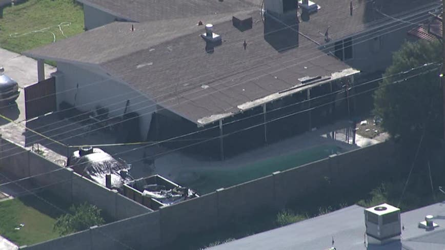 Glendale Police: Child not breathing when pulled out of backyard pool