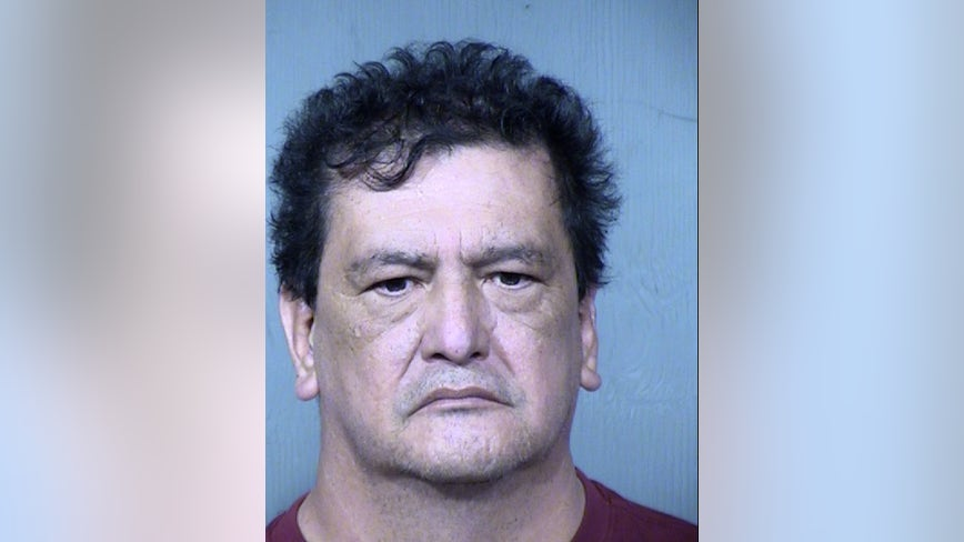 Man accused of sexually assaulting 85-year-old patient at Mesa adult care facility