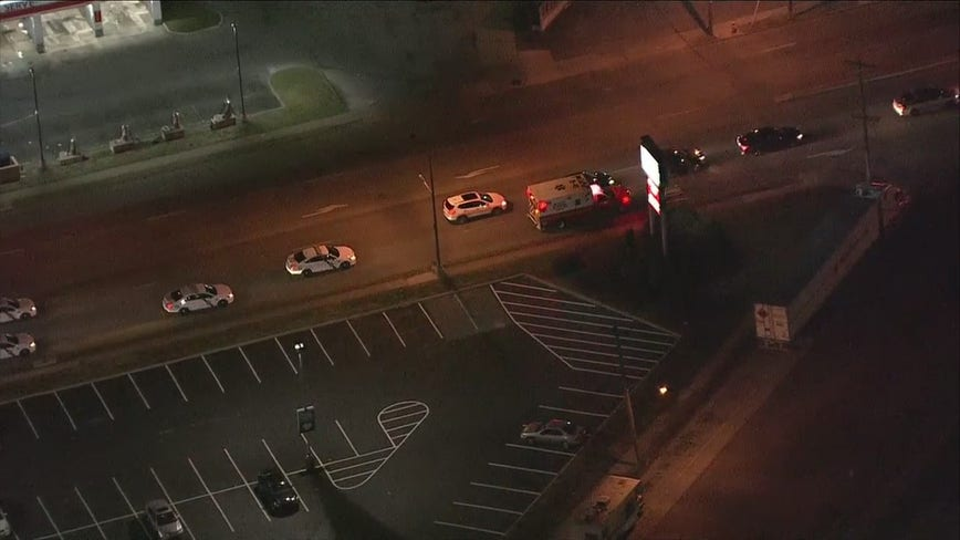 Watch Live: Police chasing stolen ambulance in Philadelphia