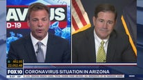 Gov. Ducey speaks on Arizona's response to coronavirus pandemic
