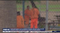 Department of Corrections whistleblower talks about the dangers of working in prisons during COVID-19 spread