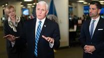 Pence says White House not considering a nationwide coronavirus lockdown
