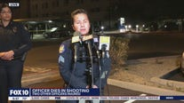 Phoenix PD: Officer killed in shooting, two others injured